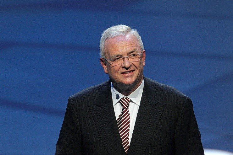 Martin Winterkorn By Volkswagen AG [CC BY 3.0], via Wikimedia Commons